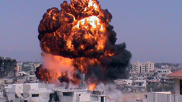 Siria asegura que no va a usar armas químicas contra sus ciudadanos