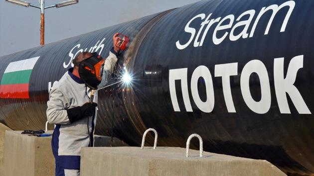 Bulgaria vuelve a suspender el proyecto South Stream
