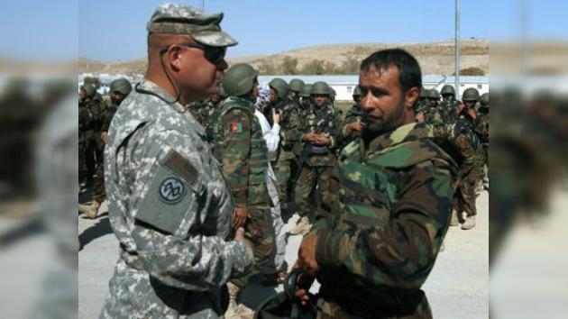 La OTAN emprende las transferencias en materia de seguridad en Afganistán