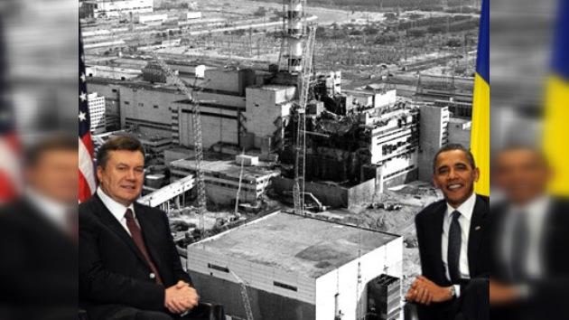 Estados Unidos y Ucrania confirmaron su asociación en la seguridad nuclear