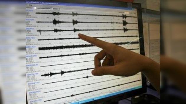 Seísmo de seis grados en la escala Richter sacude Guatemala y El Salvador