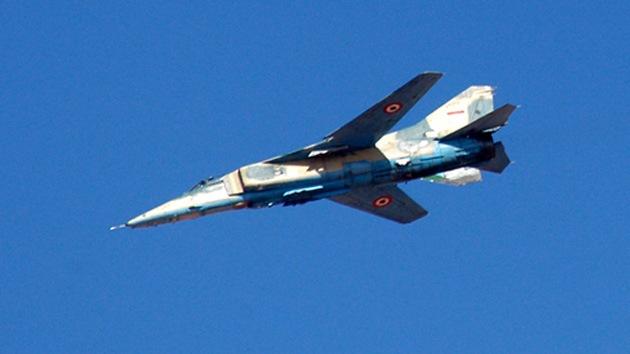 """""""Damasco atacará a Jordania y Turquía si participan en la intervención militar"""""""