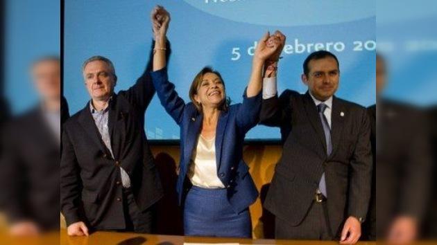Josefina Vázquez Mota, decidida a ser la primera presidenta de México
