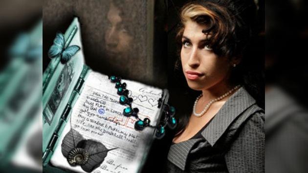 Descubiertos los sueños de la adolescente Amy Winehouse