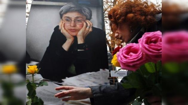 Anna Politkóvskaya, nuevos detalles a cinco años de su asesinato