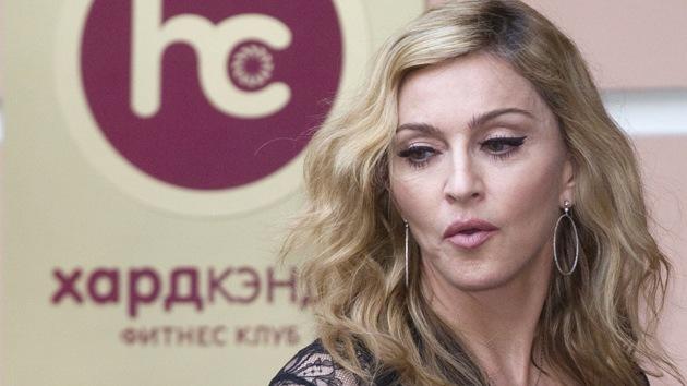 """Madonna a RT: """"Adoro Moscú y respeto la ética de trabajo de sus habitantes"""""""