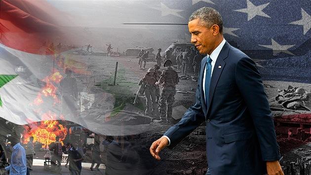 ¿Será Siria un nuevo 'Vietnam' para Obama?