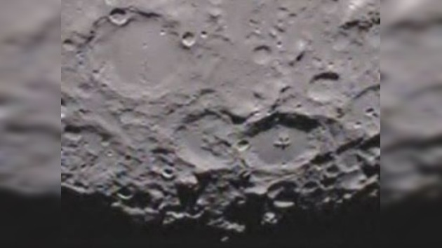 La sonda GRAIL graba su primer video de la cara oculta de la Luna