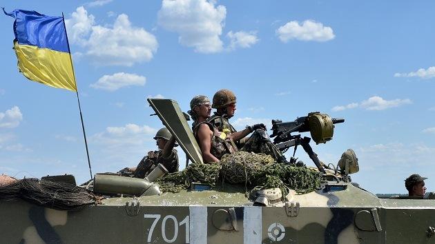 Cerca de 15 proyectiles ucranianos caen en territorio ruso