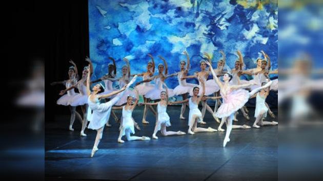 El regalo real a los príncipes de ballet