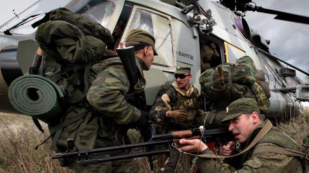 Alerta en las tropas rusas del noreste del país