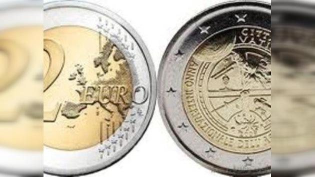 Alemania acuña nueva moneda de 2 euros