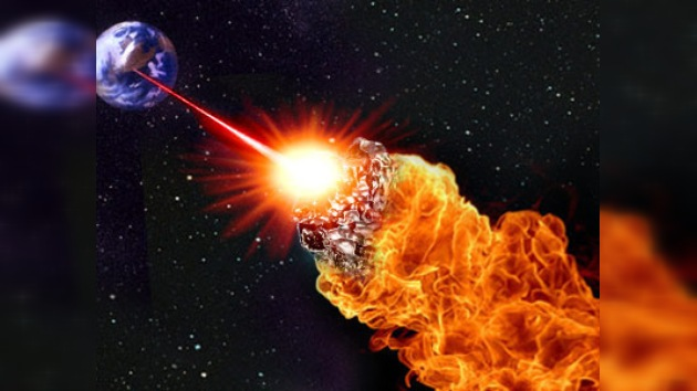 """Un """"escalón"""" cósmico defenderá a la Tierra de los asteroides"""