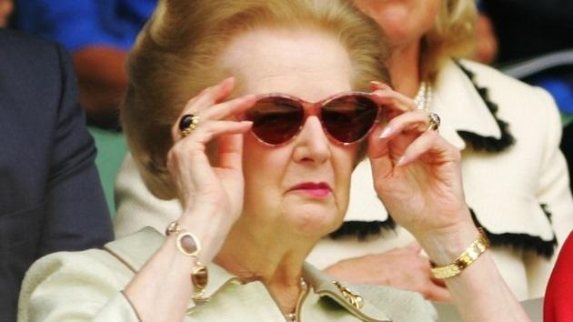 Margaret Thatcher podría estar implicada en el golpe contra Chávez en 2002