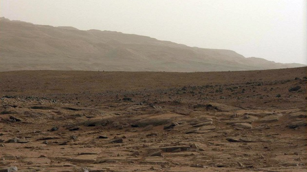 Observe el cráter marciano Gale con sus propios ojos