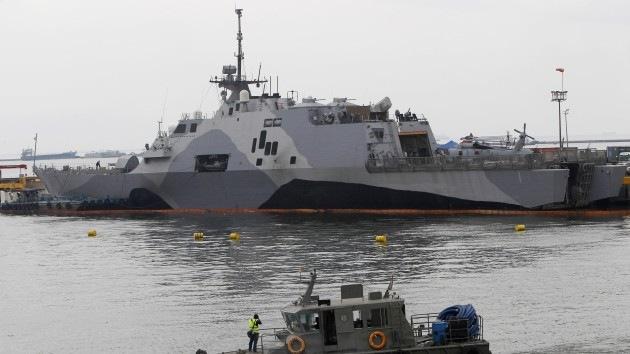 Japón y EE.UU. construirán juntos un buque de combate para operar en Senkaku