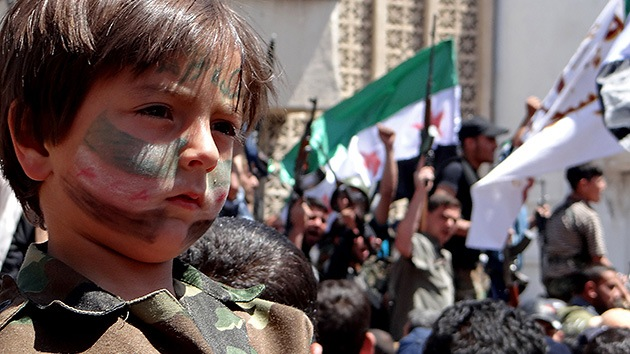 Nueva sangre derramada en suelo sirio