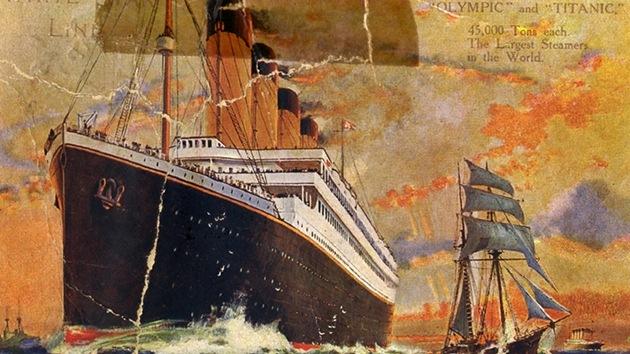 Una carta revela que el Titanic estuvo a punto de evitar su destino