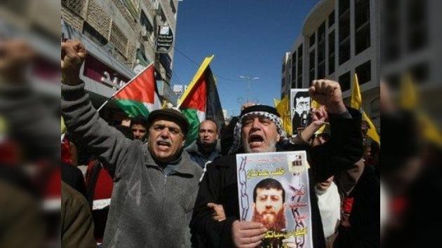 Palestinos tras las rejas israelíes, sin cargos ni juicio