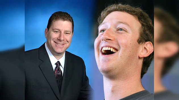 """Facebook elimina la página con datos personales de """"Mark Zuckerberg"""""""