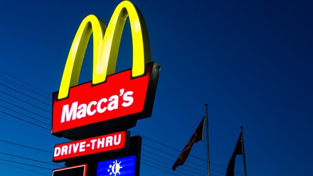 McDonald's cambia de nombre por primera vez en su historia