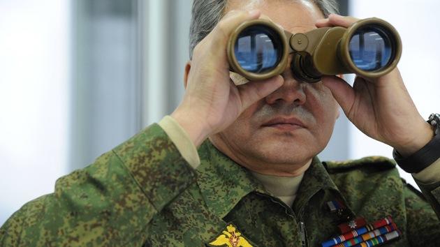 """Ministro de Defensa ruso: """"El Pentágono está elaborando escenarios de operaciones cerca de Rusia"""""""