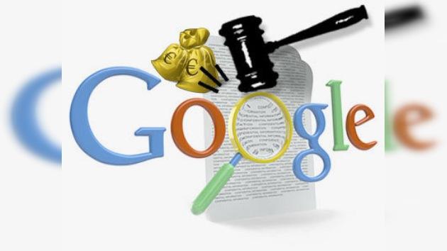Google, multado en París por difamación de un corruptor de menores