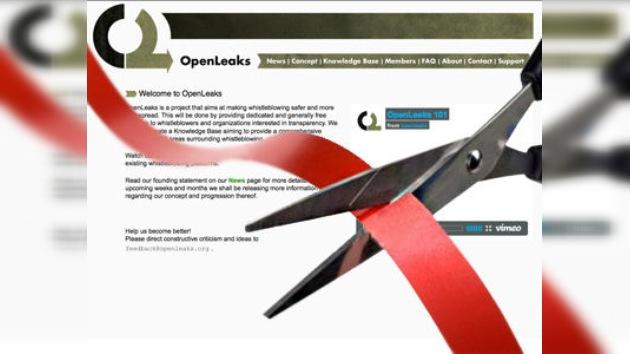 Excolaboradores de Assange lanzan la plataforma OpenLeaks