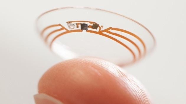 Google presenta unas lentillas inteligentes que facilitarán la vida de los diabéticos