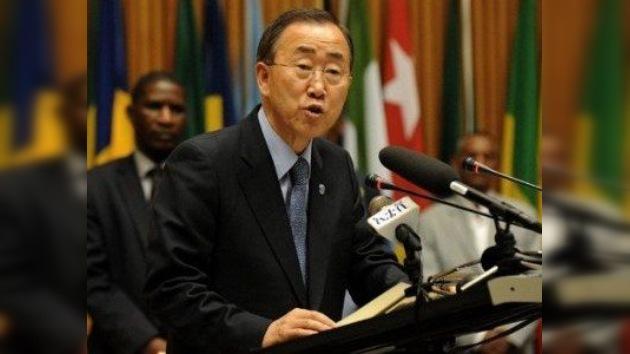Ban Ki-moon optará a la reelección como secretario general de la ONU