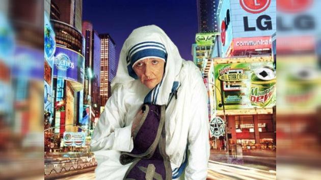 Iluminarán Times Square en honor de la Madre Teresa