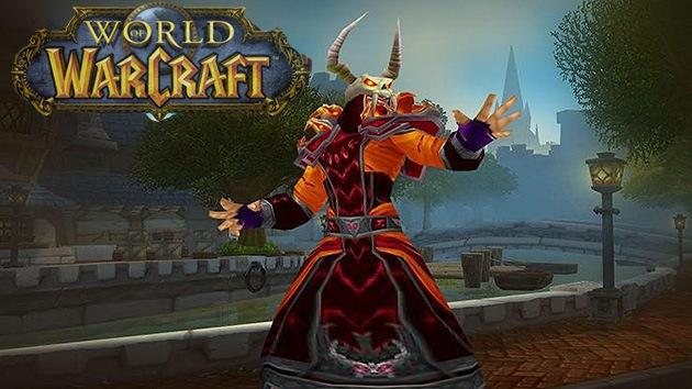 Un ucraniano completa el videojuego 'World of Warcraft' de espaldas a la revolución