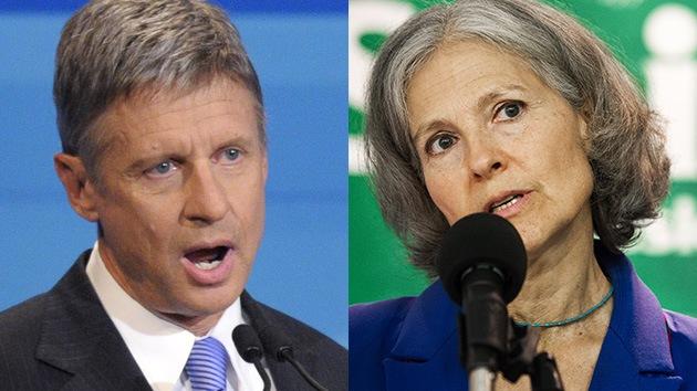 RT transmitirá el último debate de los otros candidatos de EE.UU. el 5 de noviembre
