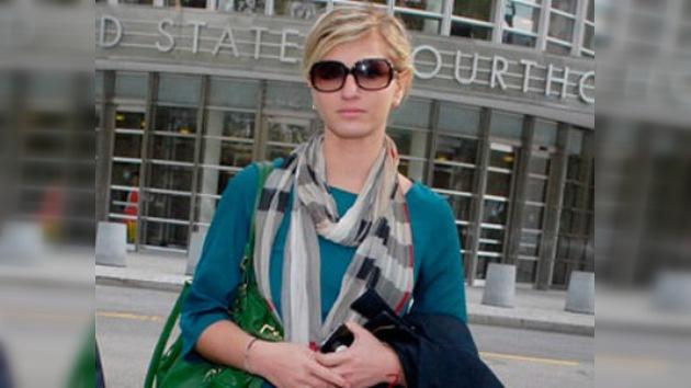 Anna Fermánova, la espía que no fue