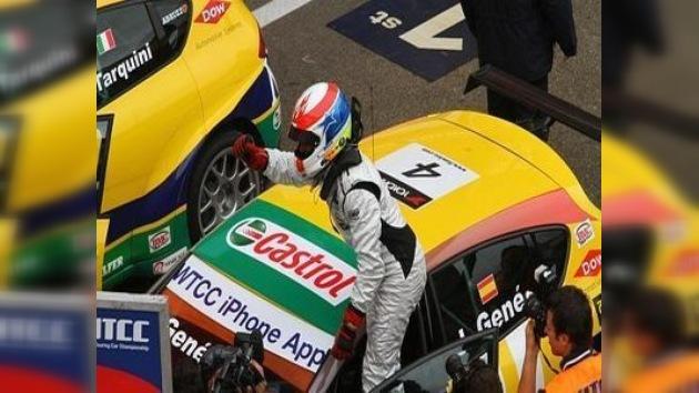 Jordi Gené se reencuentra con el triunfo en el circuito de Zolder