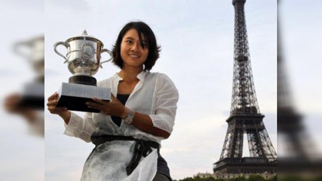 Li Na, la primera tenista asiática en lograr un Grand Slam