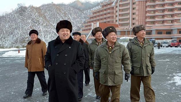 Corea del Norte dice que quiere mejorar las relaciones con Corea del Sur