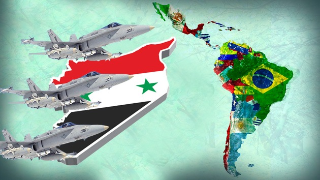 La postura de los países latinoamericanos hacia el conflicto sirio