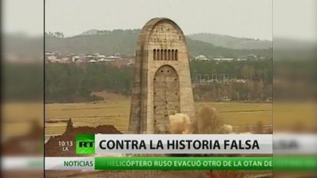 El memorial de la Victoria demolido en Georgia será reconstruido en Moscú