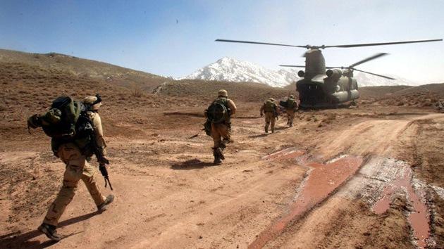 La retirada de Afganistán dejará sin control a las inversiones de EE.UU.