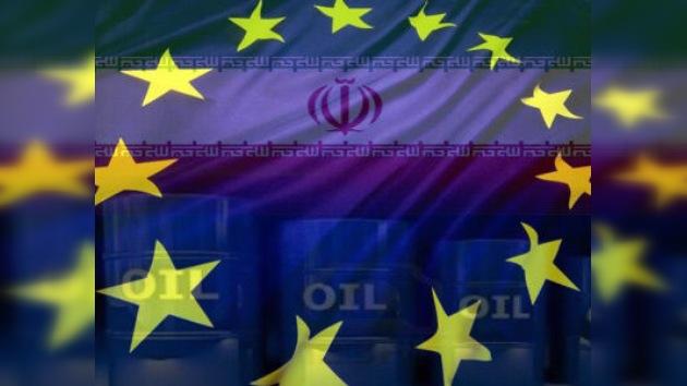 La UE aplaza hasta mayo la discusión sobre el embargo al crudo iraní