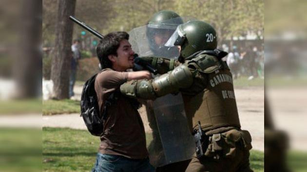 Gobierno chileno presenta un proyecto de ley contra los disturbios
