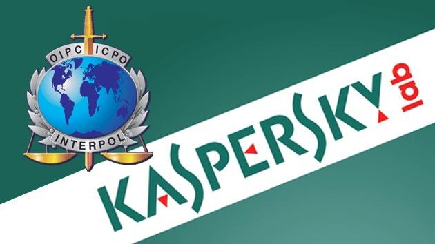 Aviso a los 'hackers': Kaspersky Lab colaborará con la Interpol