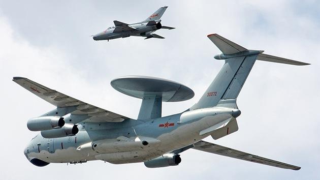 Las armas más poderosas de la Fuerza Aérea de China