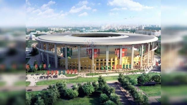 La FIFA ve con buenos ojos los avances para Rusia 2018