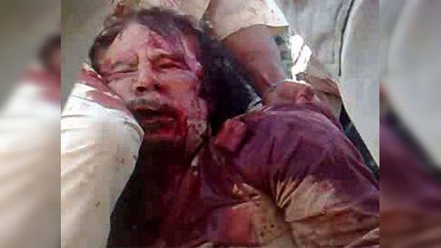 Alto representante del CNT libio: Muchos querían ver muerto a Gaddafi