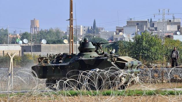 Turquía 'blinda' su frontera en vísperas del ataque de EE.UU. contra Siria