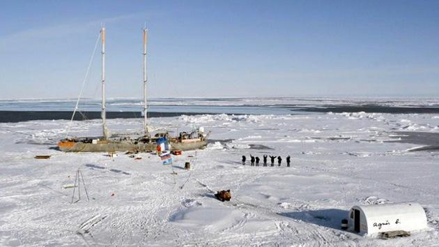 """Canadá está dispuesta a defender su soberanía en el Ártico """"por la fuerza"""""""