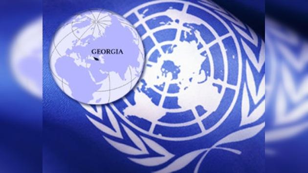 La ONU critica a Georgia por supuesta violación de los derechos humanos