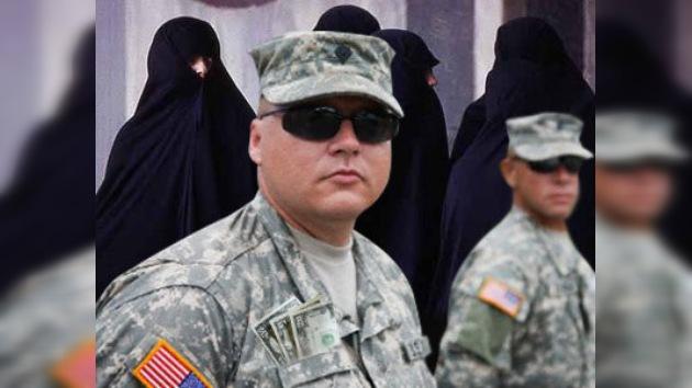 Irak y Afganistán: sexo a cambio de vida